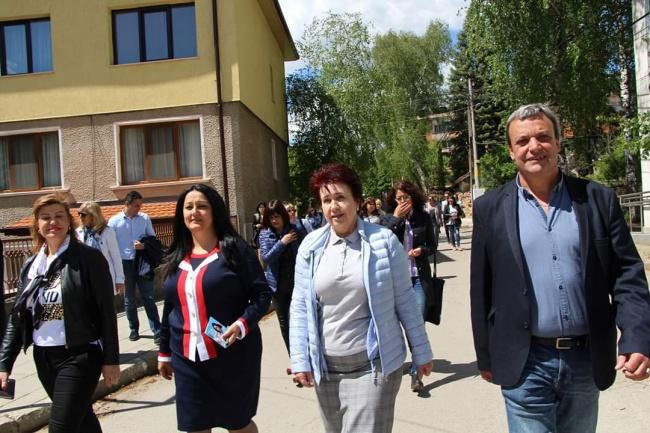 Лиляна Павлова: Ще работя за повече европейско финансиране за България, за да няма разделение на малки и големи, богати и бедни общини