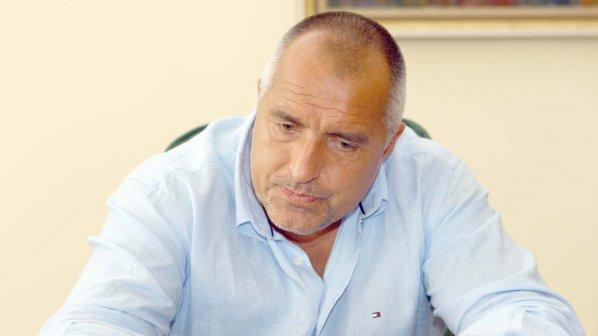 Бойко Борисов: Ще си кажем кандидата, когато поискаме