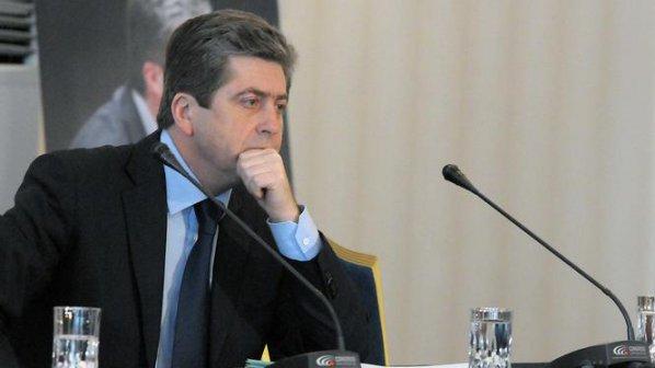 Георги Първанов: Миналото тегне над политиката
