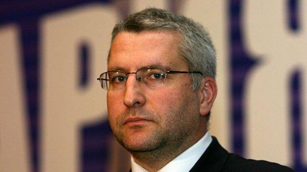 ДСБ единодушно утвърди Светослав Малинов за кандидат-президент