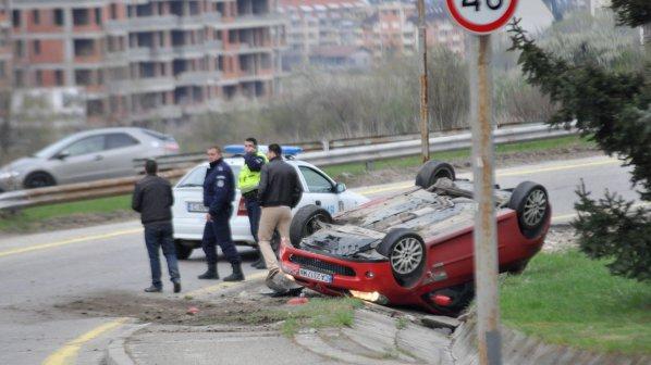 Младеж загина, друг е в кома след зверска катастрофа край Враца