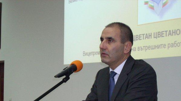 Цветанов: Влизането ни в Шенген е политическо решение