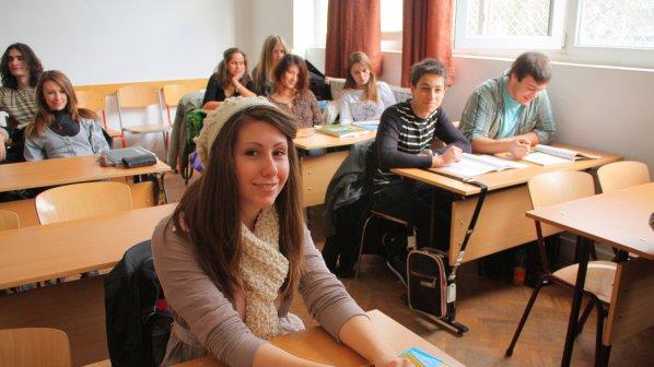 Абитуриентка сред най-добрите млади преводачи