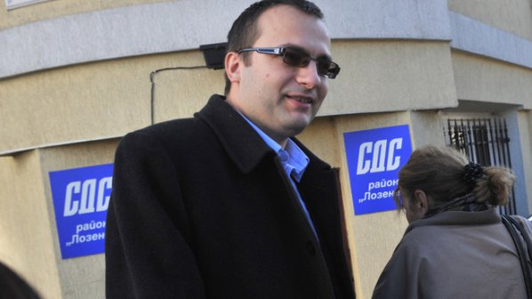 Мартин Димитров: БСП и ГЕРБ вървят ръка