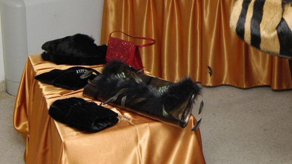 Полицията в Пловдив иззе чанти менте