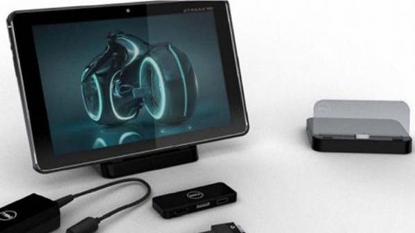 Dell Streak Pro с 10-инчов екран - юни на пазара