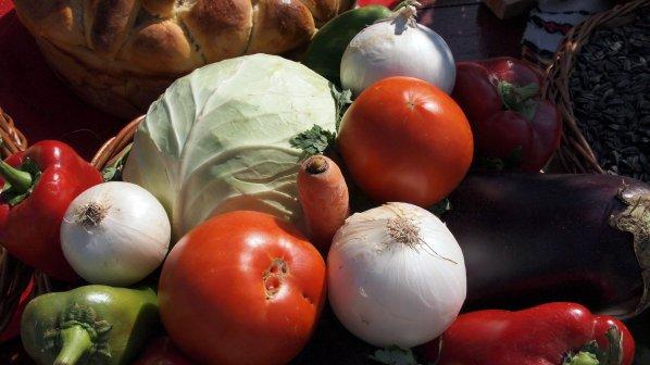 Стрес-тест и за зеленчуците