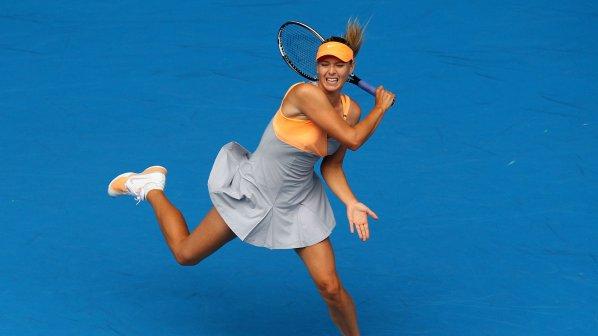 Шарапова: Тенисът е в кръвта ми
