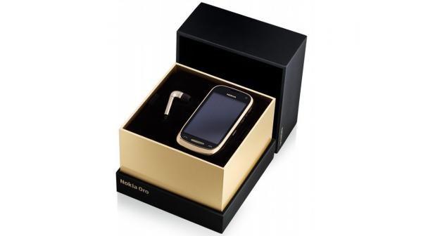 Nokia представи нов луксозен смартфон Nokia Oro