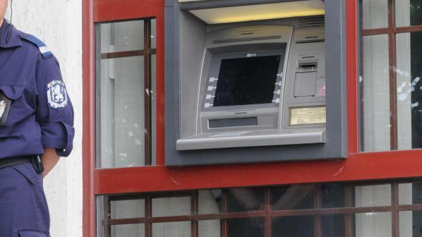 Обраха 10 ловчанлии през банкомат