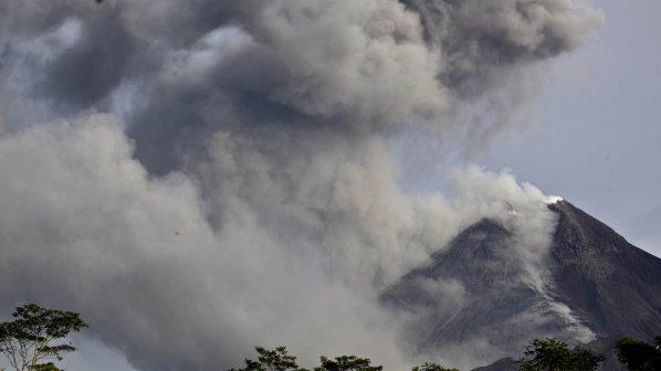 Вулканичният прах от Чили спря полетите от Австралия