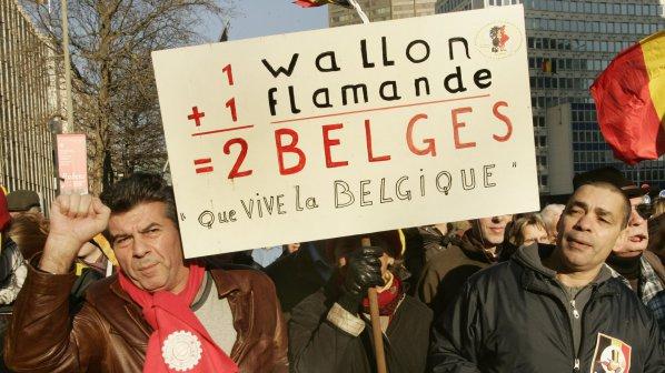 80% от белгийците не вярват, че ще имат правителество