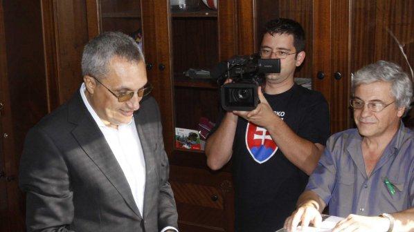 ДСБ: Софиянски прати циганите да гласуват за СДС