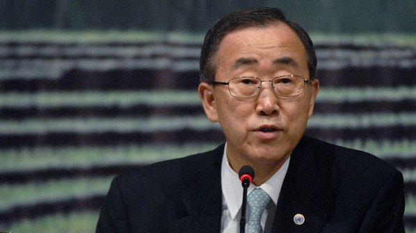 Русия ще подкрепи Бан Ки Мун за втори мандат