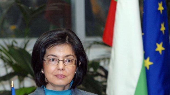 Кунева: Доходите ми са прозрачни