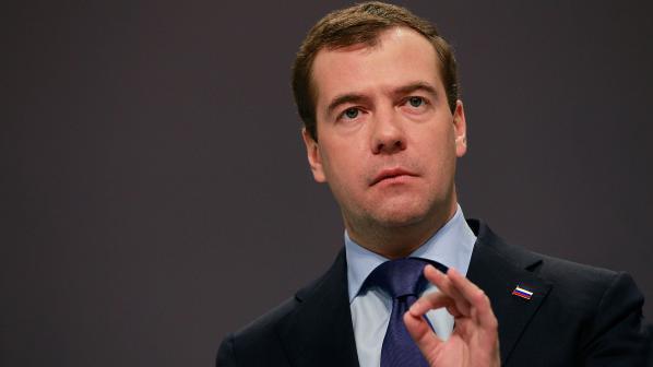 Медведев иска да види Обама преизбран за президент