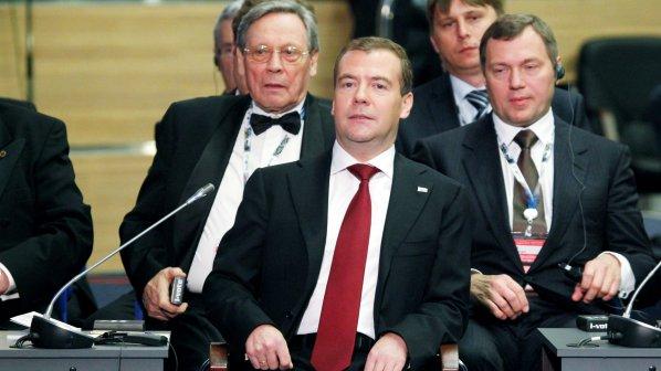 Русия се противопостави на използването на сила срещу Сирия