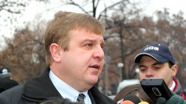 Красимир Каракачанов е кандидат - президентът на ВМРО