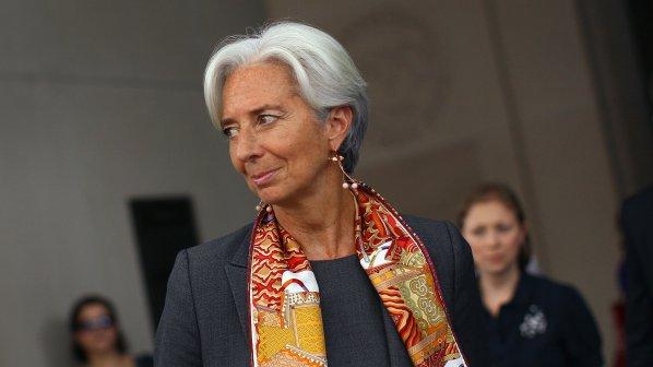 Новият шеф на МВФ встъпва в длъжност