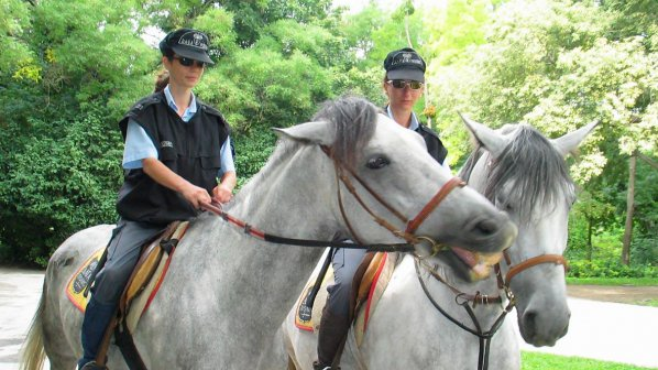 Борисовата се препълва с полицаи