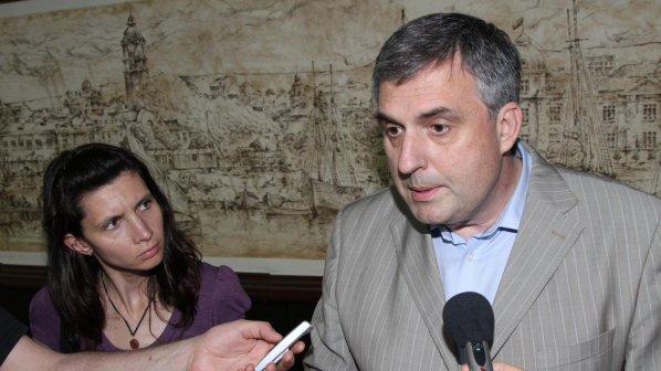 Калфин: Не съм Троянски кон на Първанов