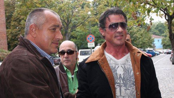 Сталоун: Бих подкрепил Бойко за президент