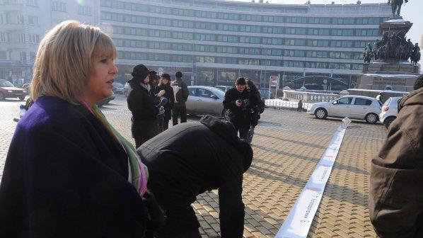 Мария Капон: Борисов може да рестартира съдебната система