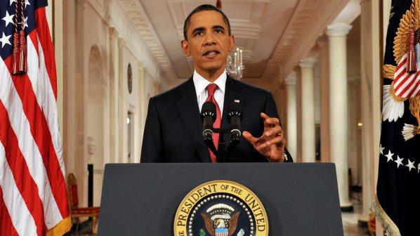 Обама, Меркел и Саркози обсъдиха кризата