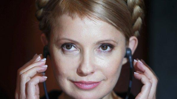 5000 привърженици на Юлия Тимошенко обградиха съд в Киев
