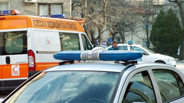 Труп на мъж е открит в необитаема сграда в Ловеч