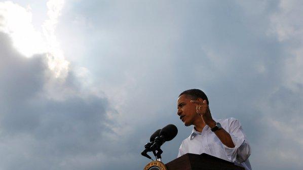 Барак Обама поиска Башар Асад да се оттегли
