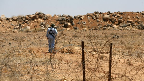 Германия призова Съвета за сигурност на ООН да предприеме действия за Сирия