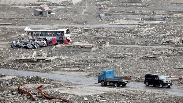 Радиацията около Фукушима 500 пъти над нормата