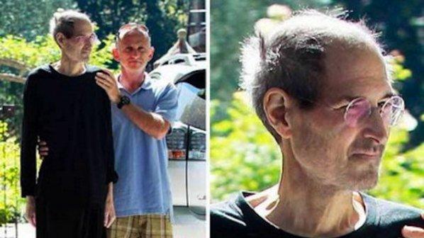 Стив Джобс е много болен