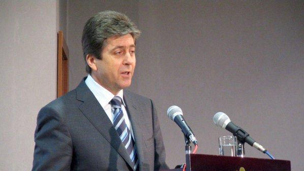 Георги Първанов: Кандидат - президентите да кажат в името на какво ще работят