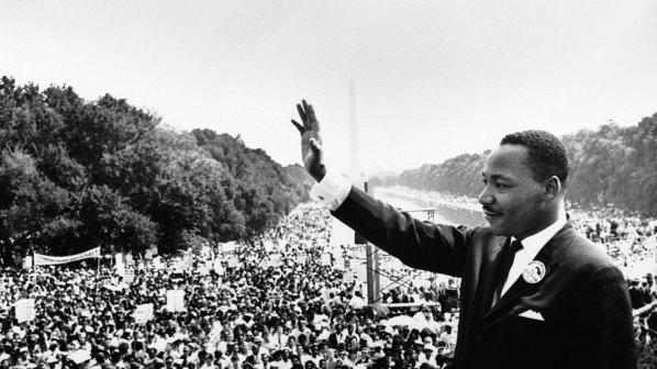 Мартин Лутър Кинг бил страшен