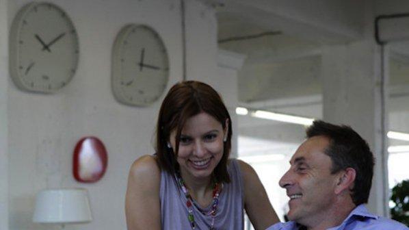 Асен Григоров и Сибина Кръстева официално са семейство