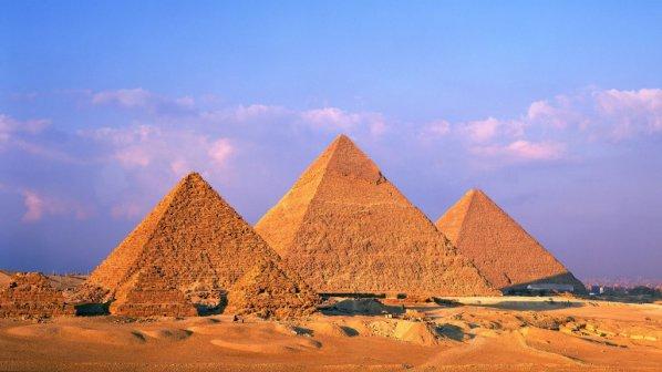Разгледай древните пирамиди, но с електронен билет