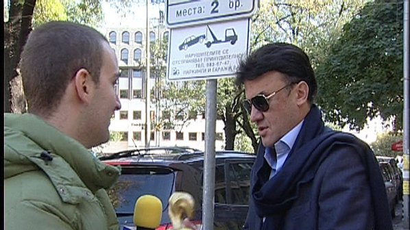 """Боби Михайлов пак получи """"Златен скункс"""""""