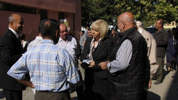 Мария Капон и Касим Дал се срещнаха с жителите на Крумовград