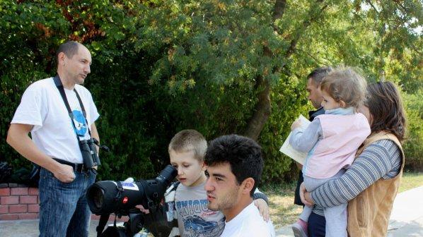 Отбелязаха Европейските дни на птиците 2011