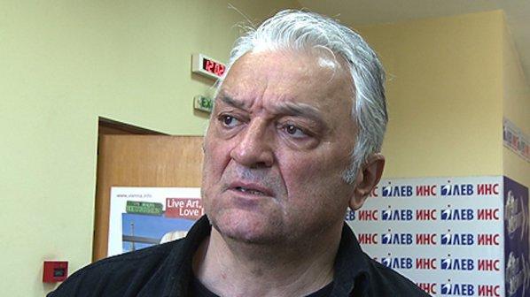 Сашо Диков: ГЕРБ нямат интерес да взривят колата ми