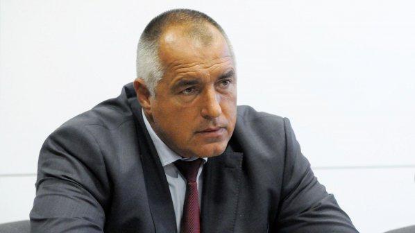 Борисов: Благодаря на всички българи за високата избирателна активност