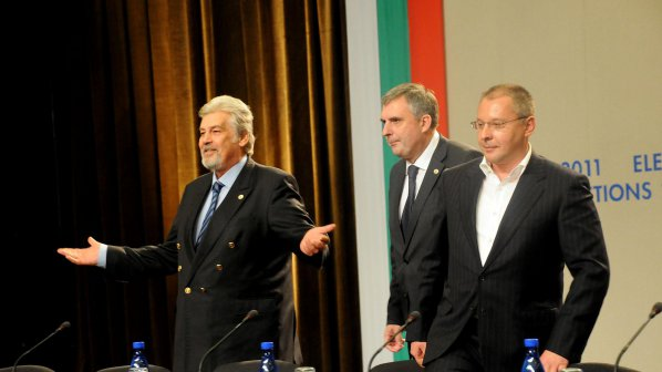 БСП призова десните да гласуват срещу ГЕРБ