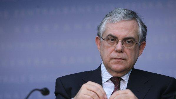Лукас Пападимос стана премиер на Гърция