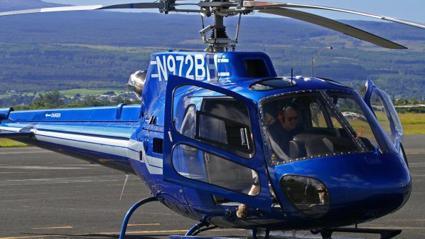 Пет души са загинали при катастрофа с вертолет в Хаваите