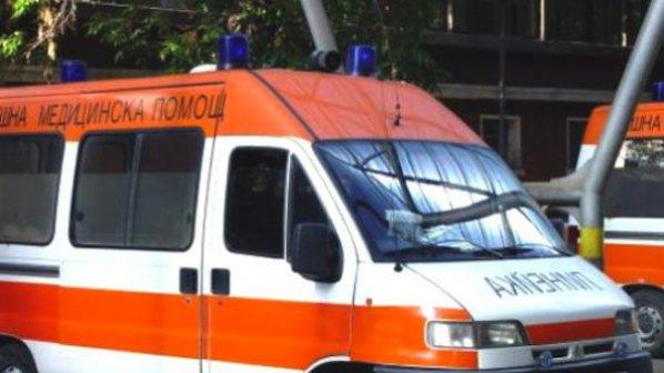 Четирима души пострадаха при катастрофа в Копривщица