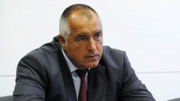 """Бойко Борисов: Шефът на фонд """"Земеделие"""" явно е разсърдил някой"""