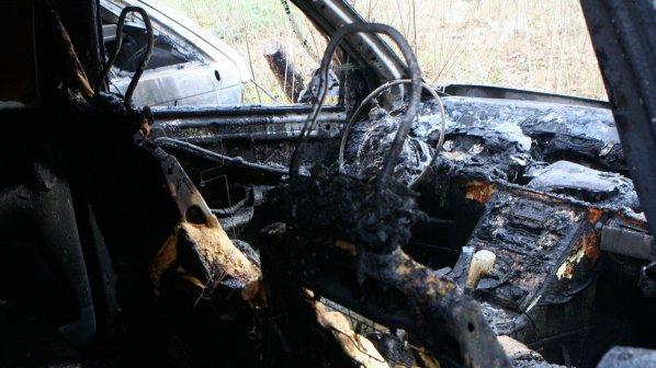 Мъж запали колата на свой съгражданин