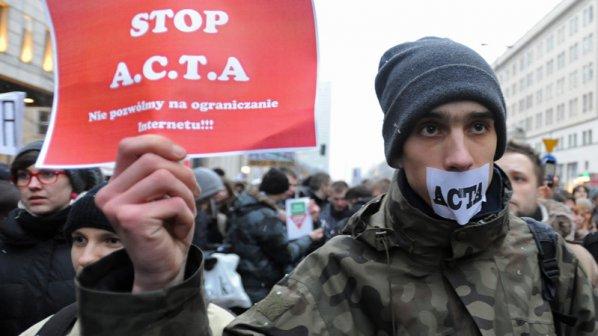 Какво е ACTA и как ощетява интернет потребителите